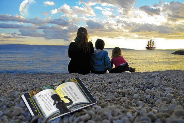 """Jantar Vam daruje knjigu """"Modri horizonti i njihovi čuvari"""""""