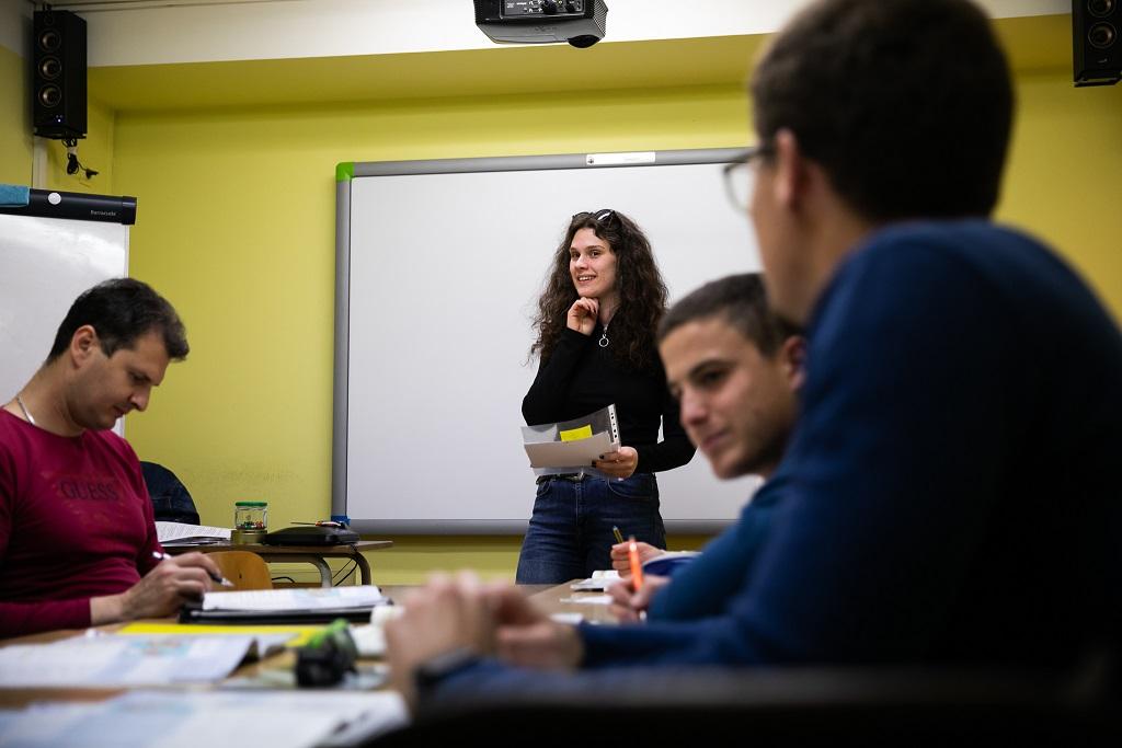 Rad u paru i skupinama u nastavi stranog jezika